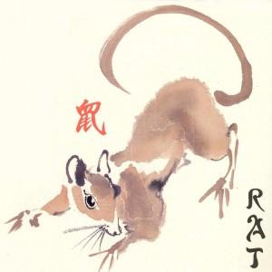 """Le signe astrologique """"Rat"""""""