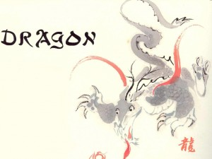 Le signe astrologique Dragon
